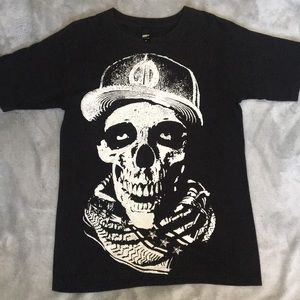 Obey Graphic Tee size Small